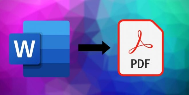 GogoPDF: The Best Word to PDF Converter